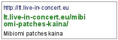 http://lt.live-in-concert.eu/mibiomi-patches-kaina/